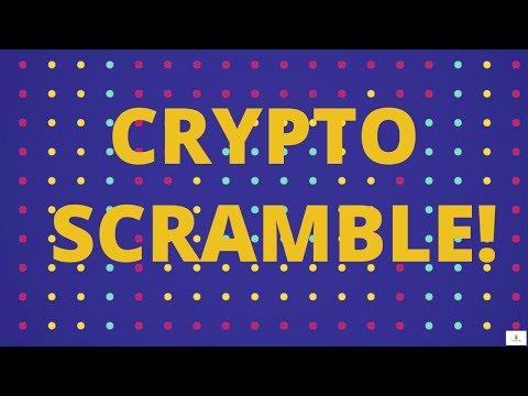 Crypto Scramble!