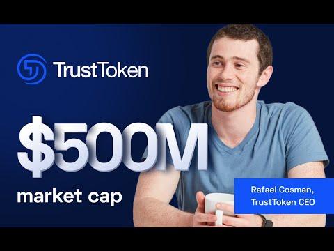 TUSD All Time High: $500 million market cap 🎉
