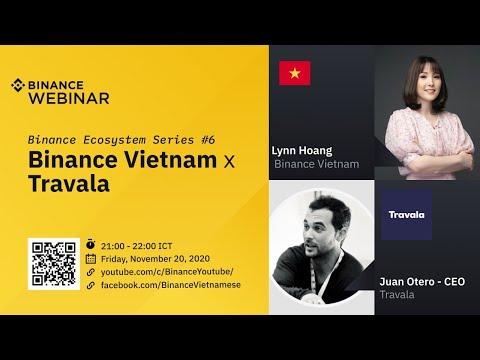 Binance Ecosystem Series #6: Binance Vietnam x Travala